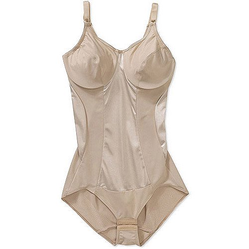 68a232f67e Cupid - Extra Firm Smoothing Bodysuit - Walmart.com