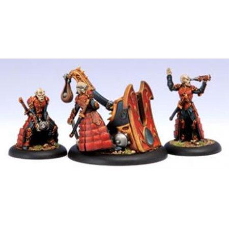 Venator Catapult Crew Unit Skorne Hordes Miniature Game Privateer Press