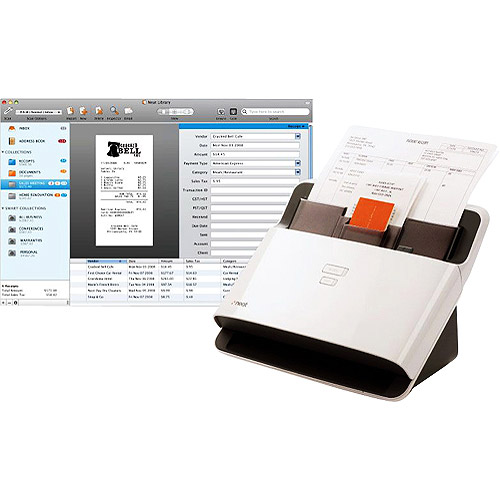 NeatDesk Scanner for MAC