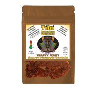 Tiki Hawaiian Gourmet Jerky - Turkey Jerky (Sunset Pineapple Teriyaki Flavor)