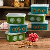 Deals on 6-Pack The Pioneer Woman Fall Sale 17oz Rectangular Containers