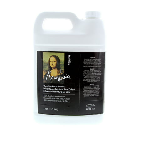 - Mona Lisa Odorless Paint Thinner Gallon