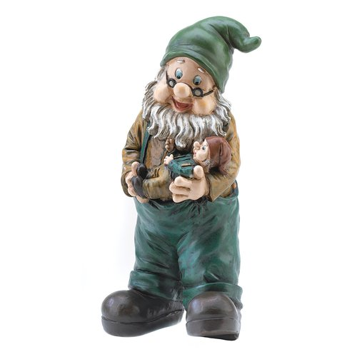 Zingz & Thingz Babysitter Garden Gnome Statue by Zingz & Thingz
