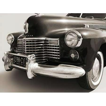 1941 Sedan - 1941 Cadillac Fleetwood Touring Sedan Rolled Canvas Art - Gasoline Images (11 x 14)