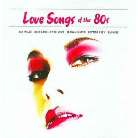 LOVE SONGS OF THE 80S (Halloween 80s Songs)
