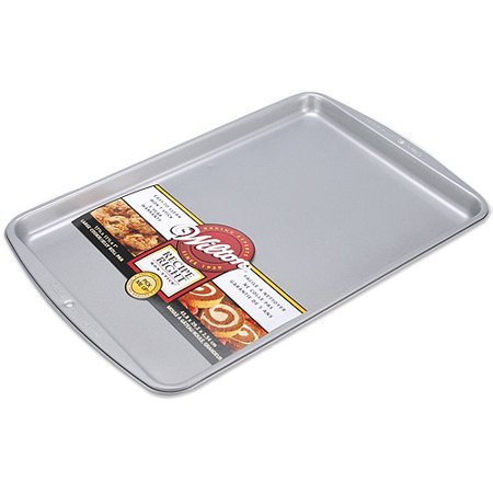 Wilton Halloween Cookie Shapes Non-stick Pan (Wilton Recipe Right 17.25