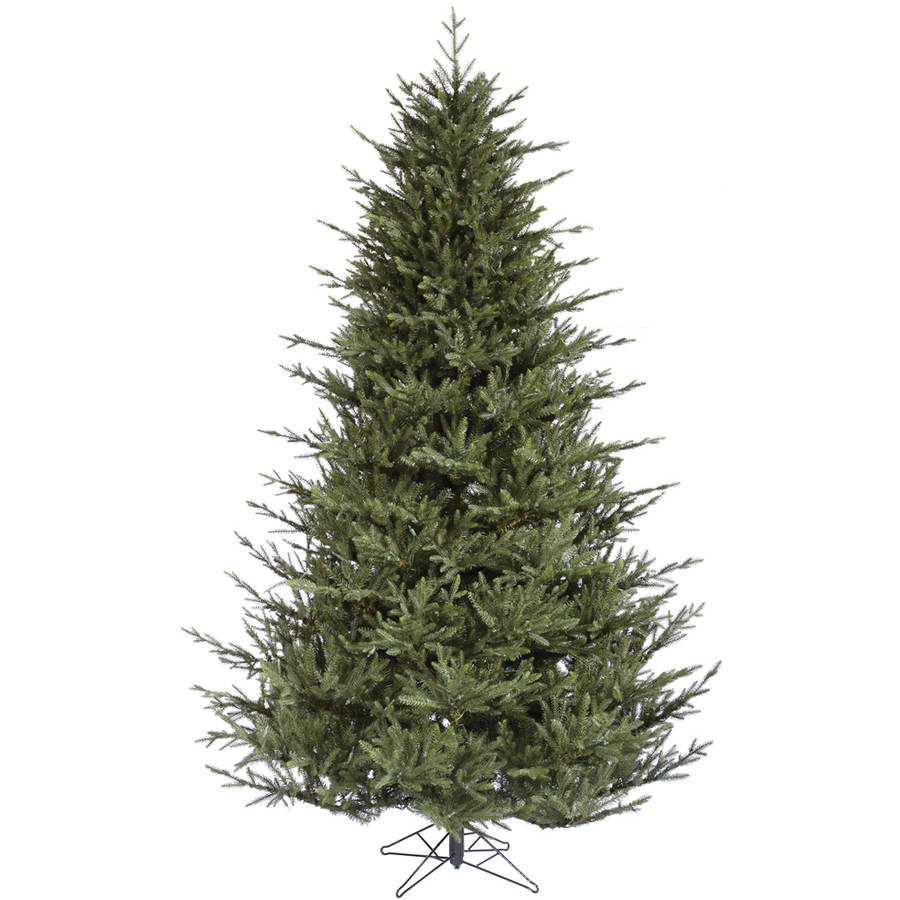 Vickerman Unlit 7.5' Itasca Frasier Artificial Christmas Tree