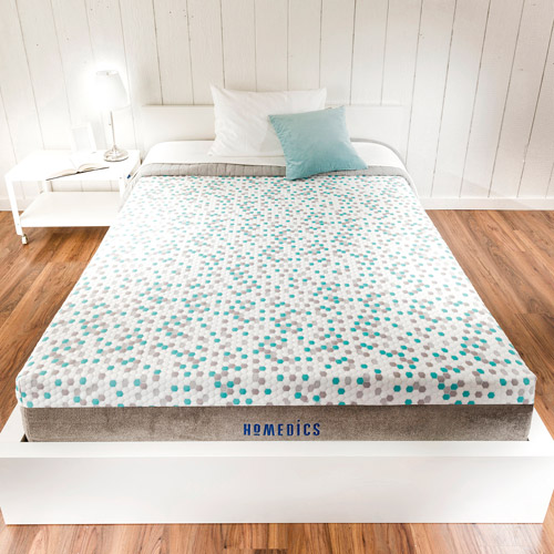 "HoMedics Restore 11"" Gel Memory Foam Mattress, Multiple Sizes"