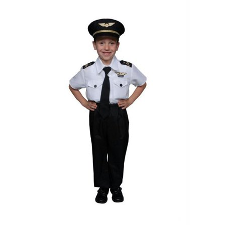 Costumes For All Occasions Up325T Pilot Boy Toddler - Costume For Boy Toddler