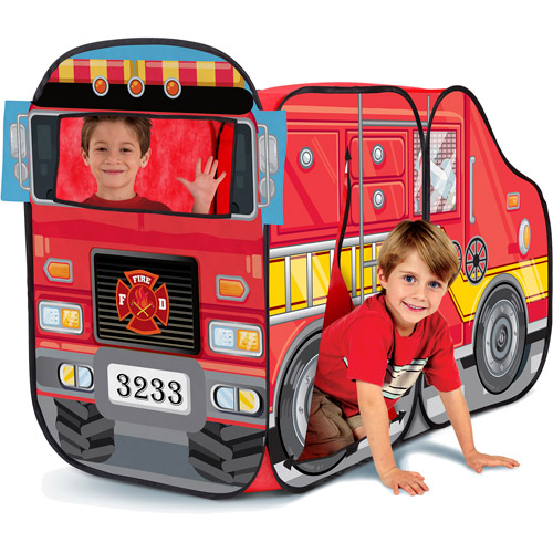 Playhut Fire Engine  sc 1 st  Walmart & Playhut Fire Engine - Walmart.com