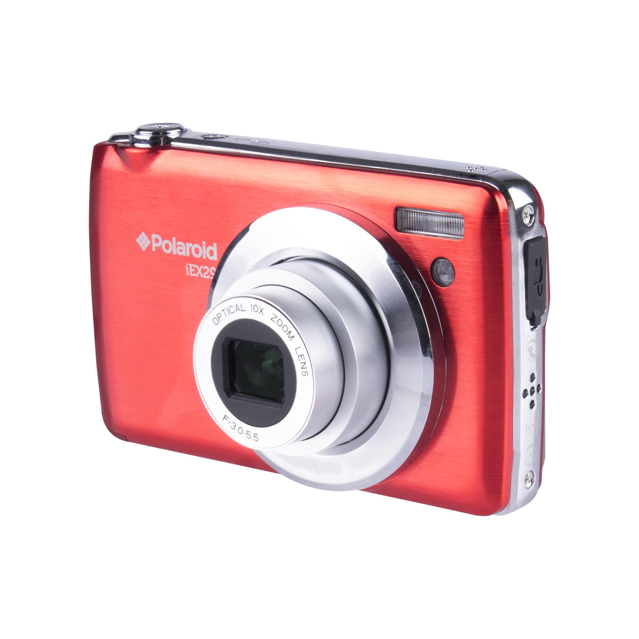 polaroid 18 megapixel optical zoom digital camera