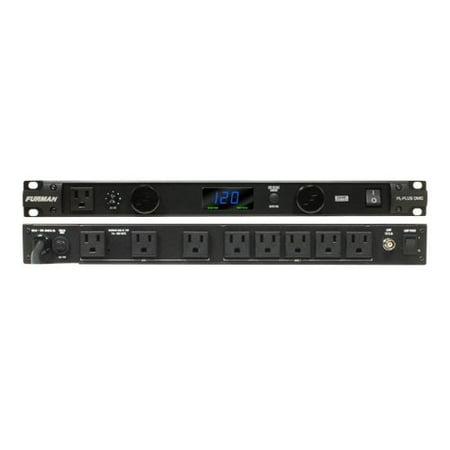 Furman Pl Plus Dmc 19 Inch Rackmount 15 Amp Power Conditioner