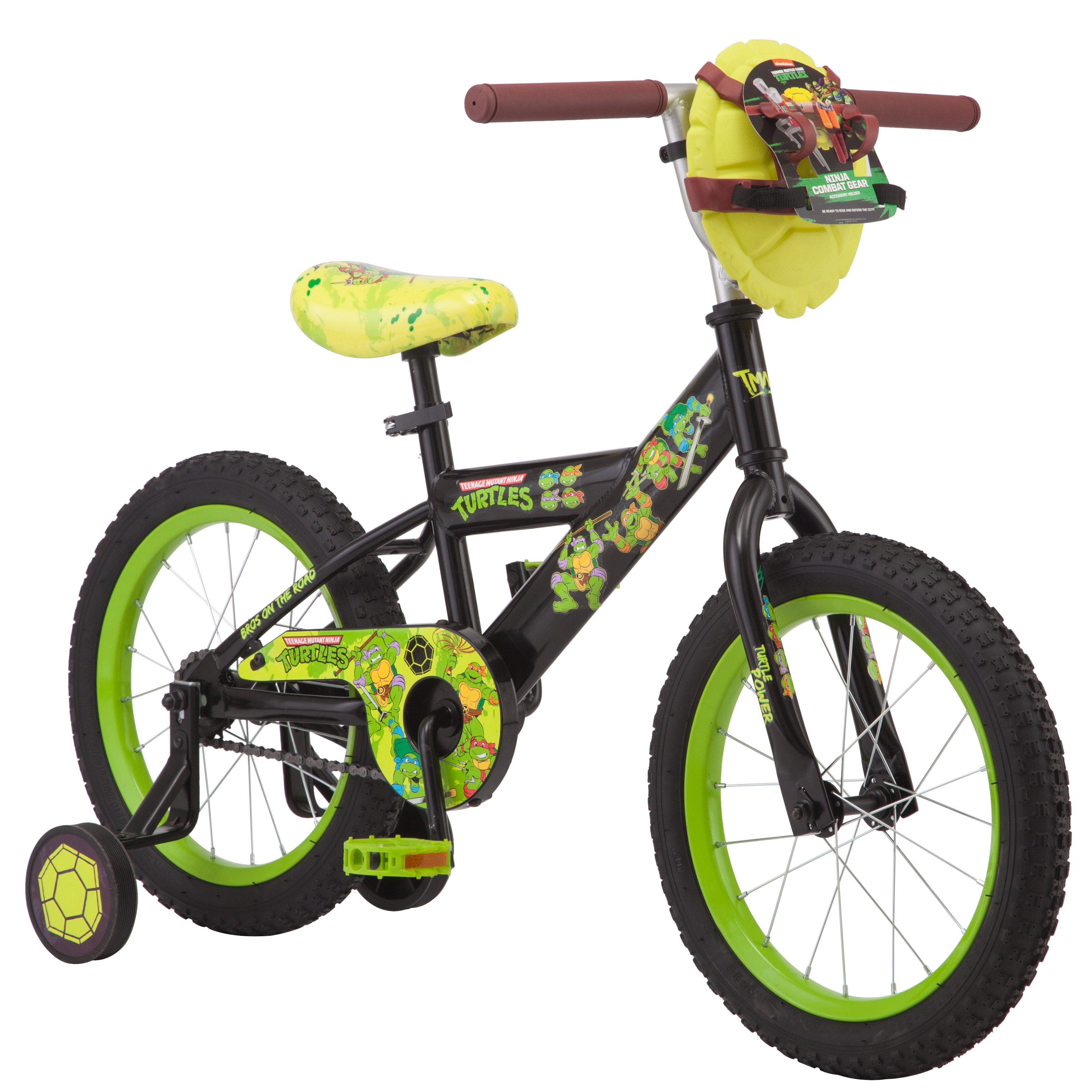 "TMNT 16"" Boy's Teenage Mutant Ninja Turtle Bike by Pacific Cycle"