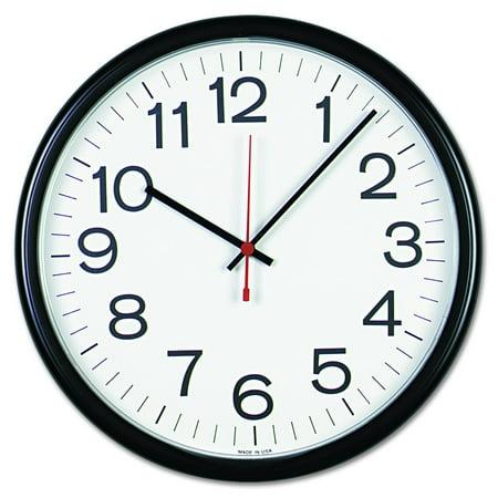 11381 Indoor/Outdoor Clock, 13 1/2