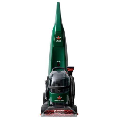 Bissell DeepClean Lift Off Carpet Cleaner Izzo Green Bin
