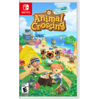 Animal Crossing: New Horizons, Nintendo, Nintendo Switch, 045496596439