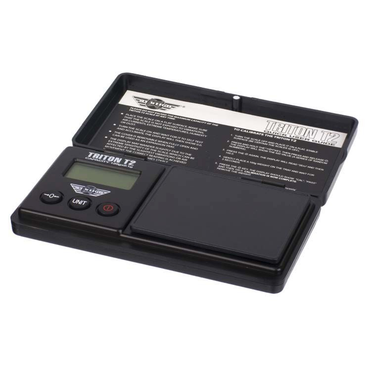 My Weigh Triton T2 550-Gram Digital Pocket Jewelry Scale