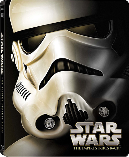 Star Wars: Episode V: The Empire Strikes Back (Steelbook) (Blu-ray) by FOX HOME ENTERTAINMENT