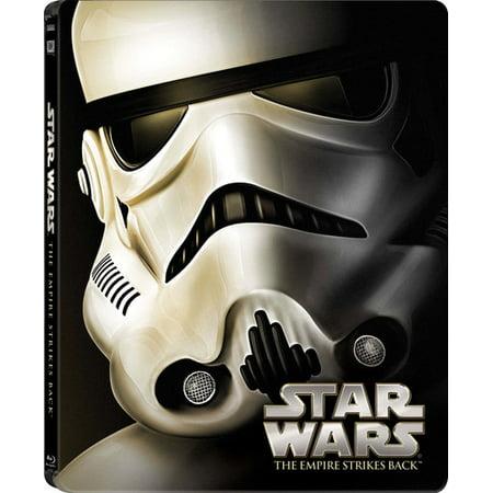 Star Wars: Episode V: The Empire Strikes Back (Steelbook) (Blu-ray) (Halloween Wars 2017 Episodes)