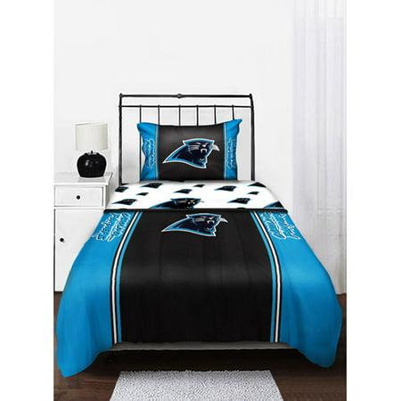aa81a04842b NFL Carolina Panthers Twin/Full Comforter - Walmart.com