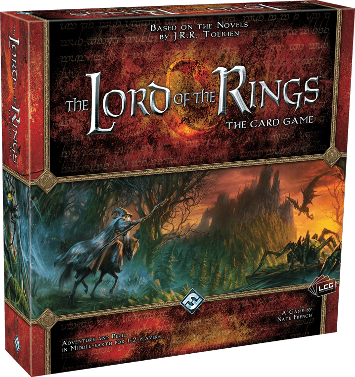 Lord of the Rings: The Card Game by Asmodee North America