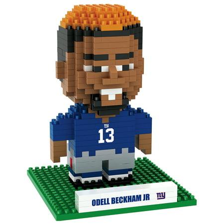 Brxlz 3 D Construction Toy Odell Beckham Jr New York Giants 390 Pieces