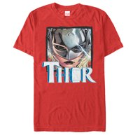 Marvel Men's Thor Jane Foster Cover Art T-Shirt
