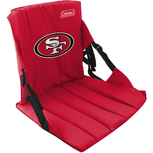 Coleman Stadium Seat, San Francisco 49ers