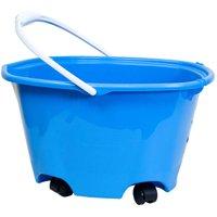 Quickie EZ-Glide Bucket on Wheels, 5 gal