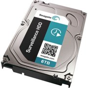 "Seagate Surveillance 3 TB 3.5"" Internal Hard Drive ST3000VX005"