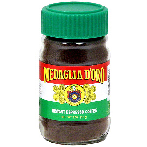 Medaglia D'oro Espresso Instant Coffee, 2 oz (Pack of 12)