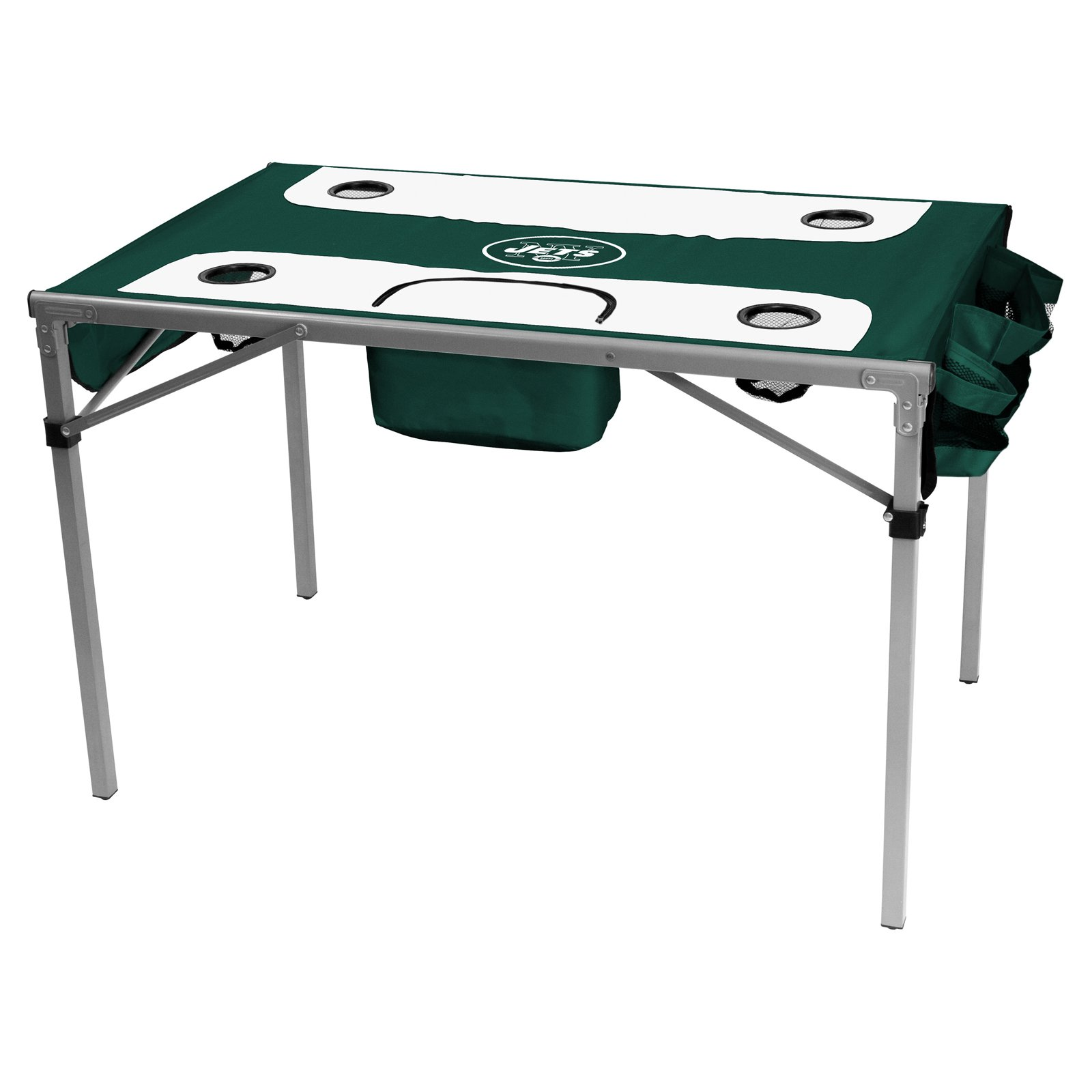 Logo Brands NFL Team Total Tailgate Table