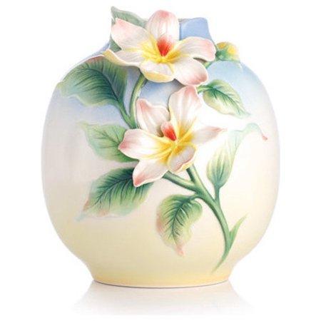 - Franz Porcelain - Vase - Everlasting Spring Lily
