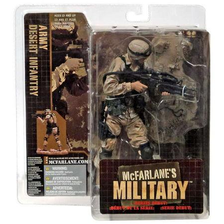 McFarlane Toys Series 1 Army Desert Infantry Action Figure [Random Ethnicity]](Military Action Figures)