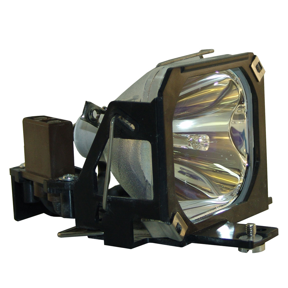 Original Philips Projector Lamp Replacement with Housing for Boxlight MP350M-930 - image 3 de 5