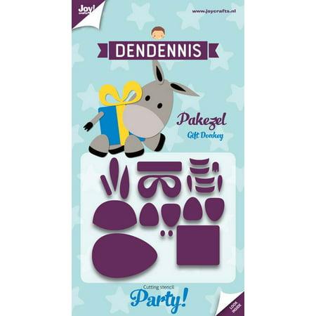 Joy! Craft Die - Dendennis Party - Gift Donkey