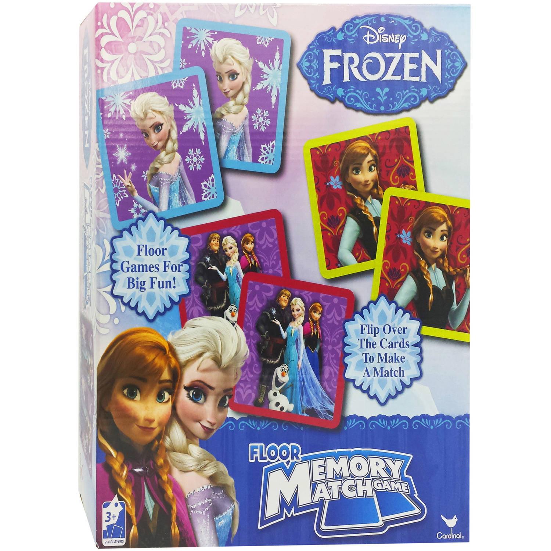 Disney Frozen Floor Memory Match Game Walmart Com