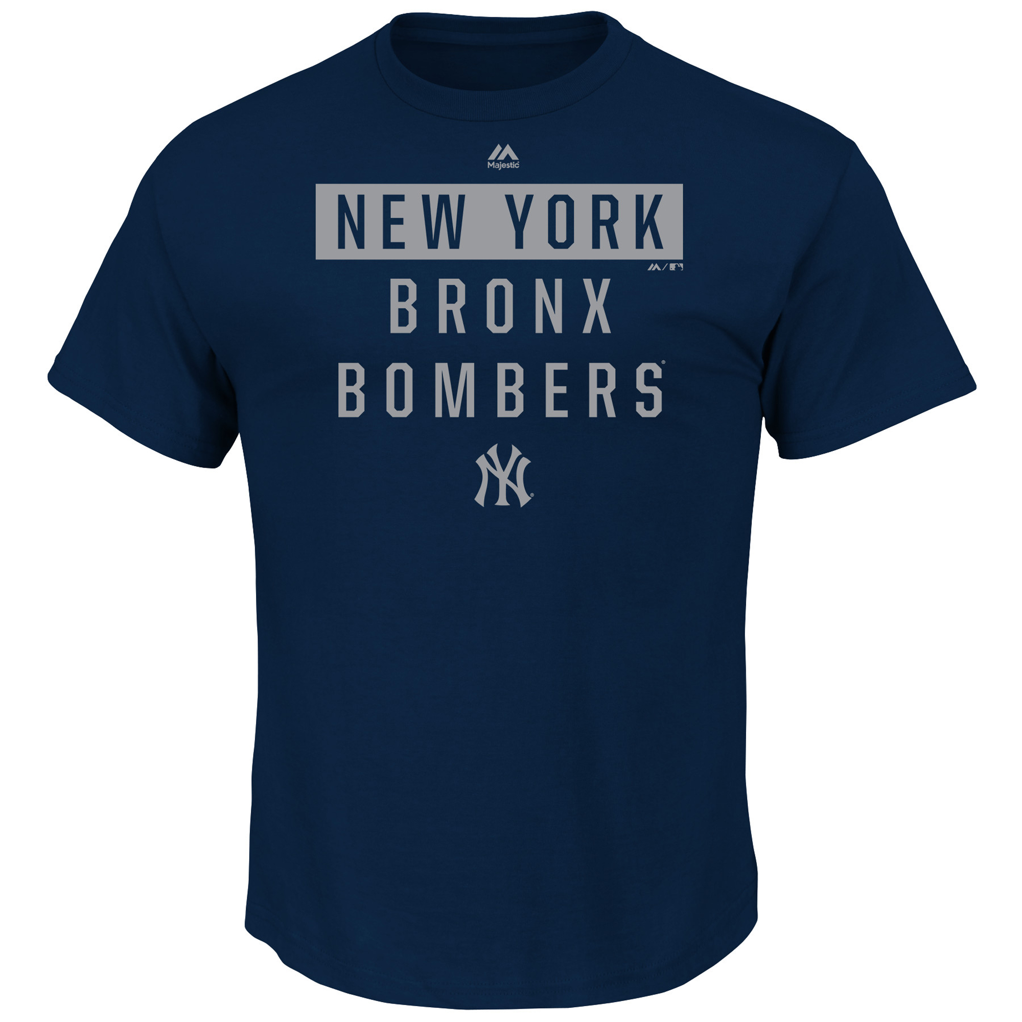 New York Yankees Majestic Have Pride T-Shirt - Navy