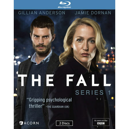 The Fall  Series 1  Blu Ray