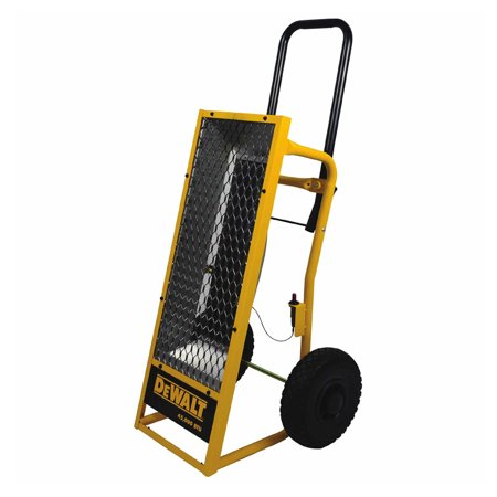 Dewalt Heavy Duty 45000 BTU Radiant Heat Propane Portable Work Job Site