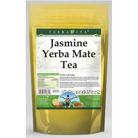 TerraVita Jasmine Yerba Mate Tea, (Jasmine, Yerba Mate Tea Bags, 25 Tea Bags, 1-Pack, Zin: 553253)