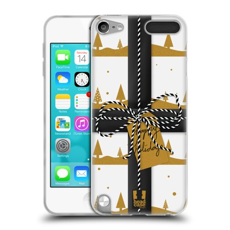 HEAD CASE DESIGNS CHRISTMAS GIFTS SOFT GEL CASE FOR APPLE IPOD TOUCH ...