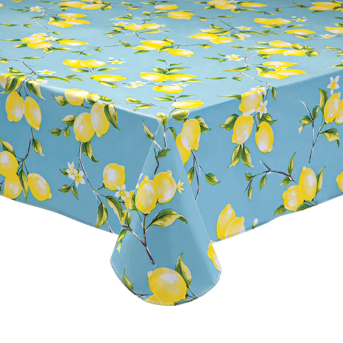 Amscan Disposable Paper Table Cover with Floral Splash Print 54 x 102 Multi 579479