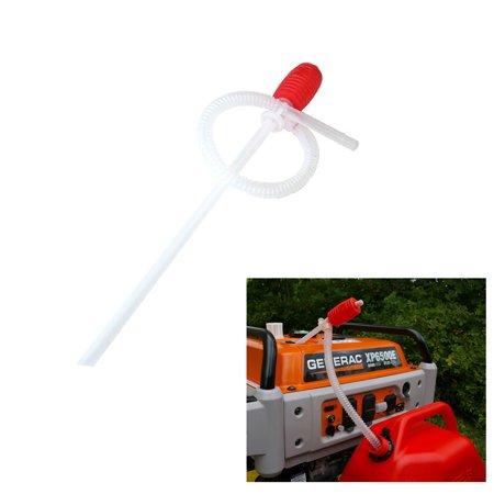 1 60 Cm Super Siphon Pump Quick Release Hose Hand Pump Gas Water Deisel Fluids