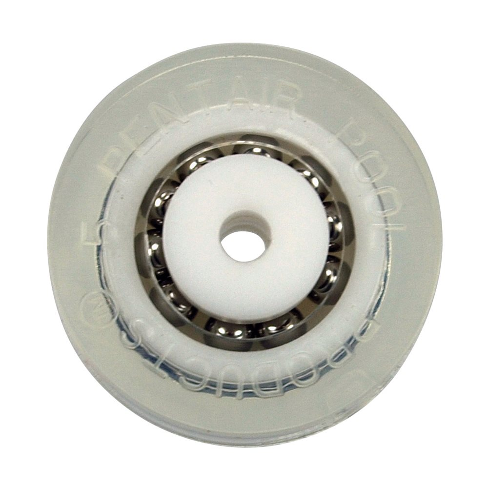 Pentair R201557 175 Polyurethane Ball Bearing Wheel Replacement for ProVac by Pentair