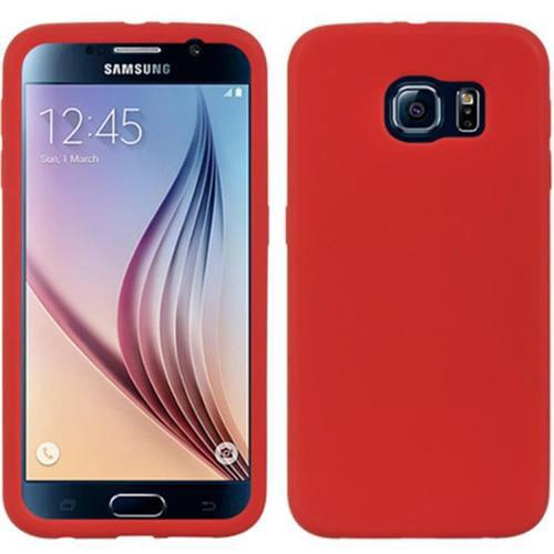 Samsung Galaxy S6 Skin Case Red