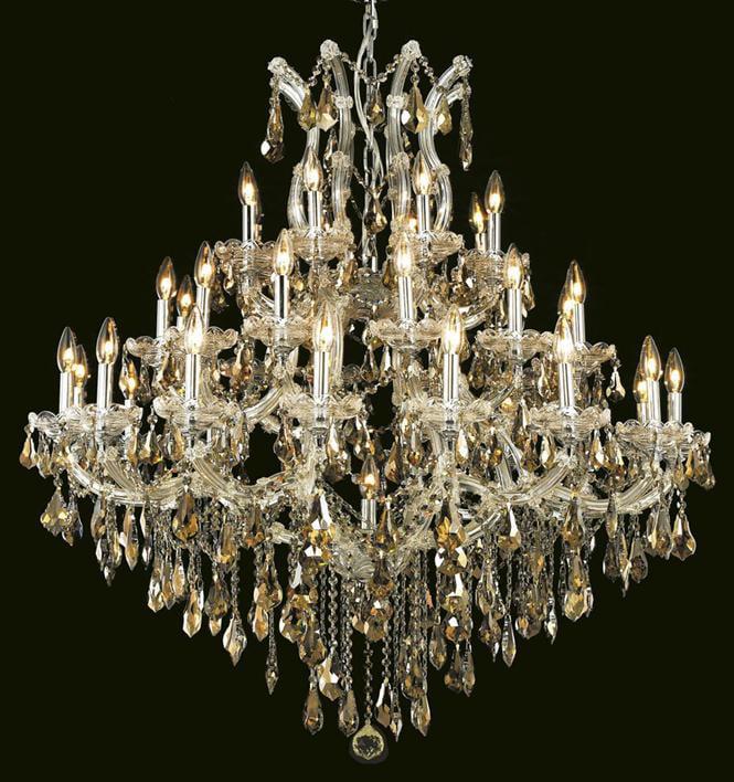Elegant Lighting Maria Theresa 37 Light  Chandelier