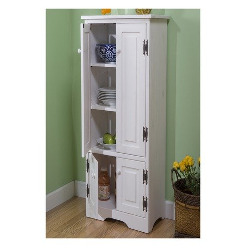 TMS Pine Extra Tall Cabinet