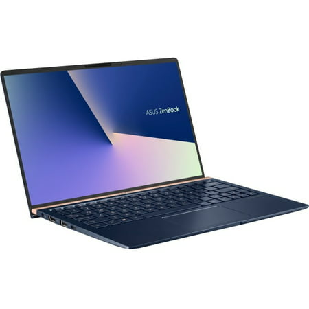 ASUS Zenbook Laptop 13.3, Intel Core i5-8265U 1.6GHz, 256GB PCIE G3X2 SSD + TPM, 8GB RAM, (Best Asus Brand Laptops)