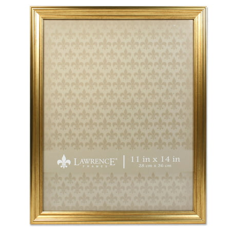 11x14 Sutter Burnished Gold Picture Frame ()